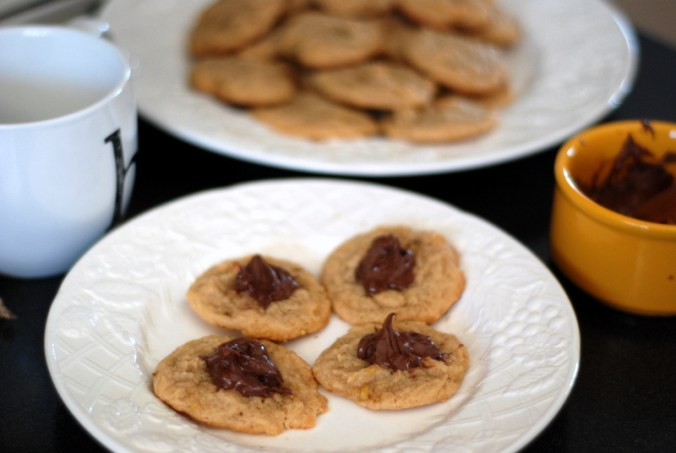 cookies and dishes
