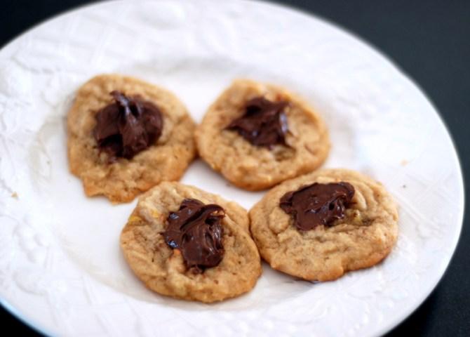 cookies on plate 3