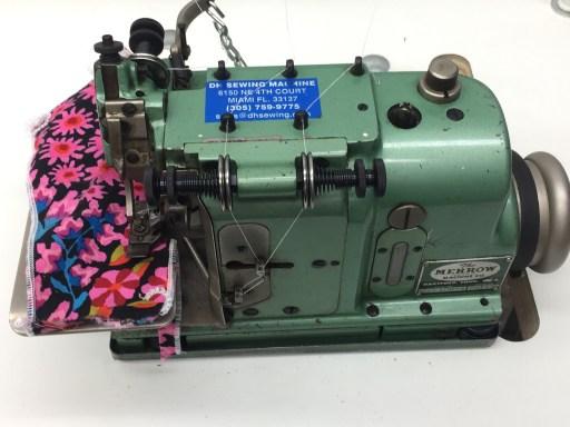 Merrow 3 Thread Overlock Sewing Machine