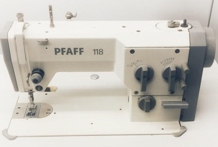 Pfaff 118 Straight Stitch Zig Zag Machine Head.