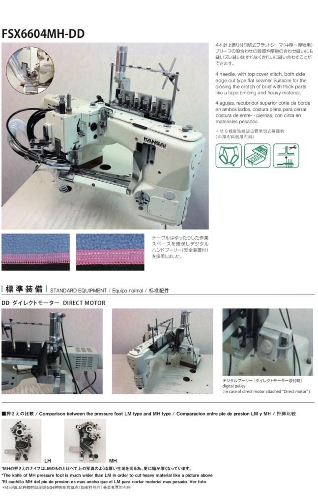 Kansai Special FSX Series Flatseamer