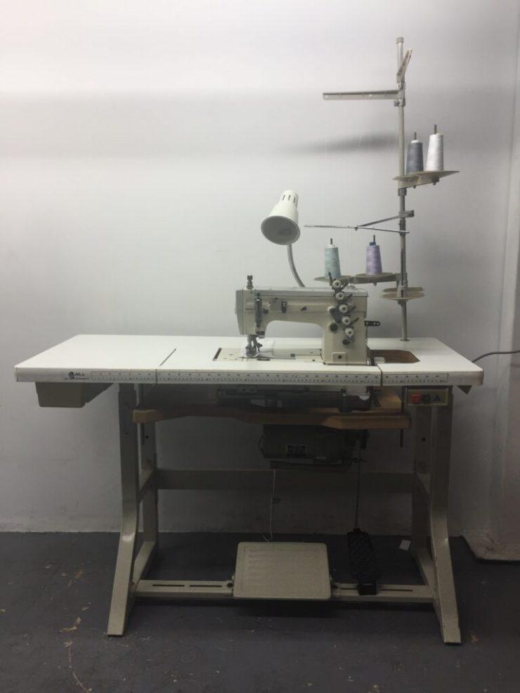 Kansai Special W-8103-D Cover-Stitch 3 Needle 5 Thread