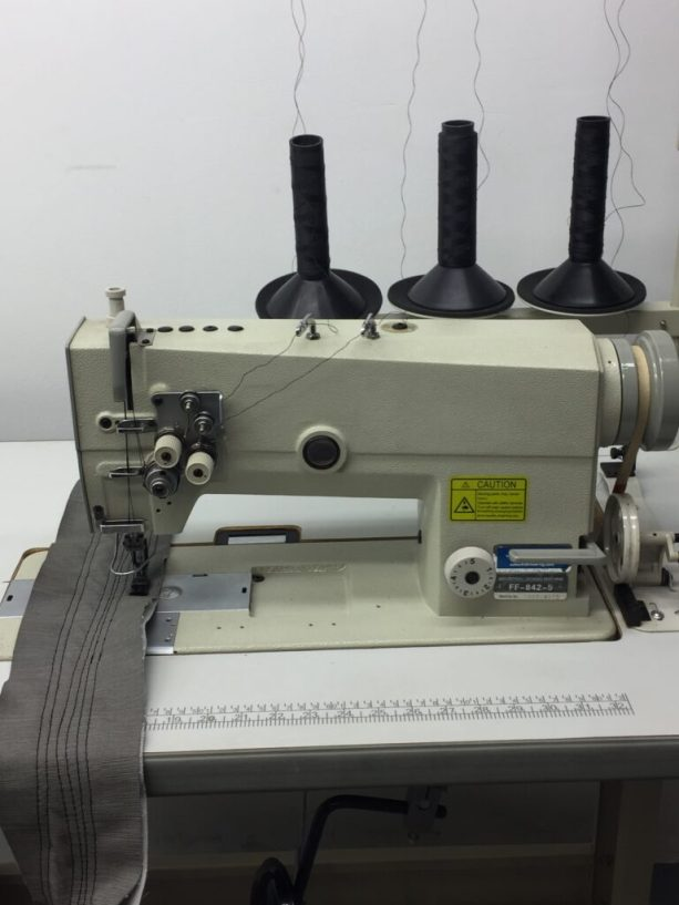 Fusion Double Needle Feed SewingMachine.
