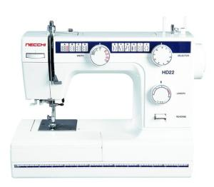Necchi HD22 22 built-in stitches and one buttonhole