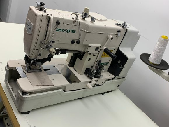 Zoje 783 Button Hole Sewing Machine Complete with Table Stand