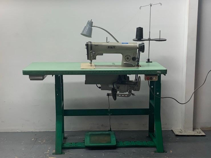 Pfaff 463 Heavy Duty Lock Stitch Sewing Machine