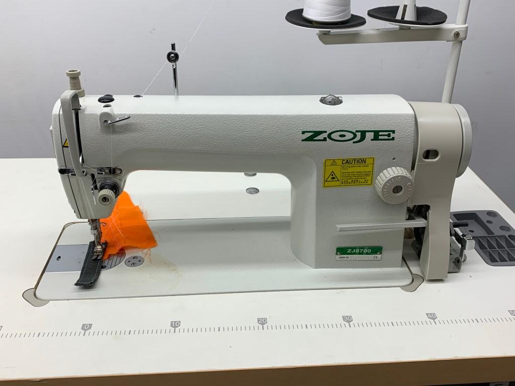 Zoje 8700 Single Needle Industrial Sewing machine