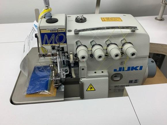 Juki MO-6814S High-speed, Overlock / Safety Stitch Machine