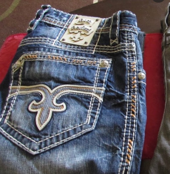 Zoje 38500 Chain Stitch Lap Seam for Denim Jeans