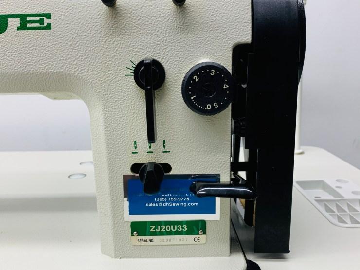 Zoje 20U33 Straight & Zig Zag Stitch Sewing Machine