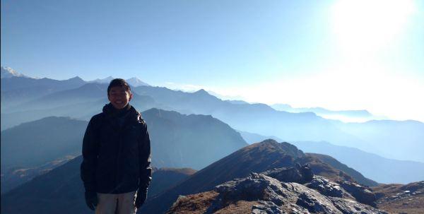 Kedarkantha Peak_Eric Bai
