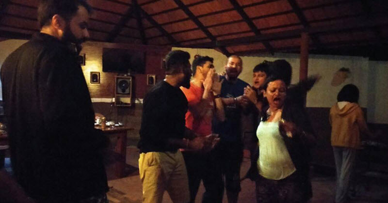 Chikmagalur_Party