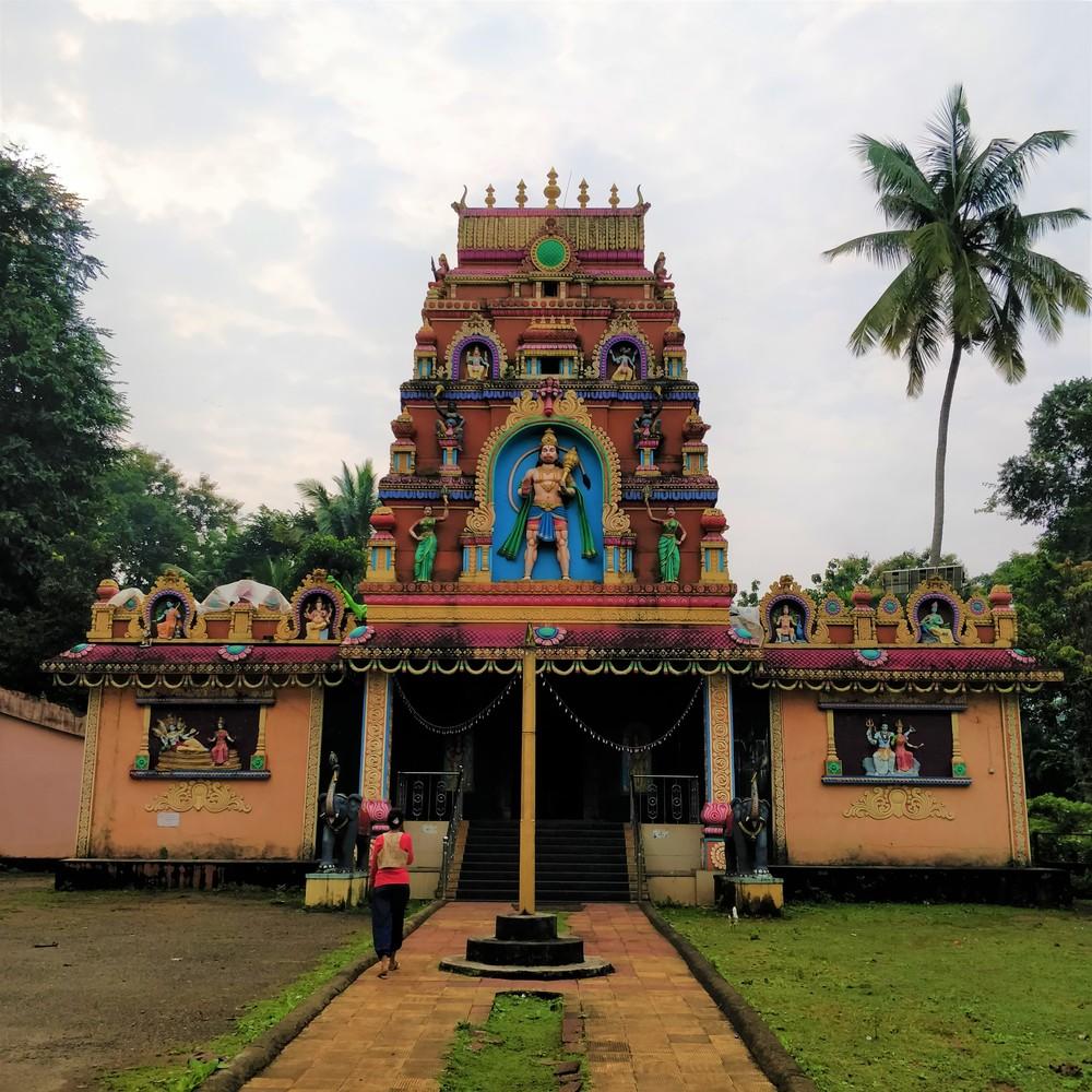 Hanuman Temple_Western Ghats