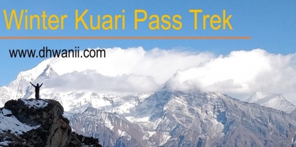 Adventures on the Winter Kuari Pass Trek