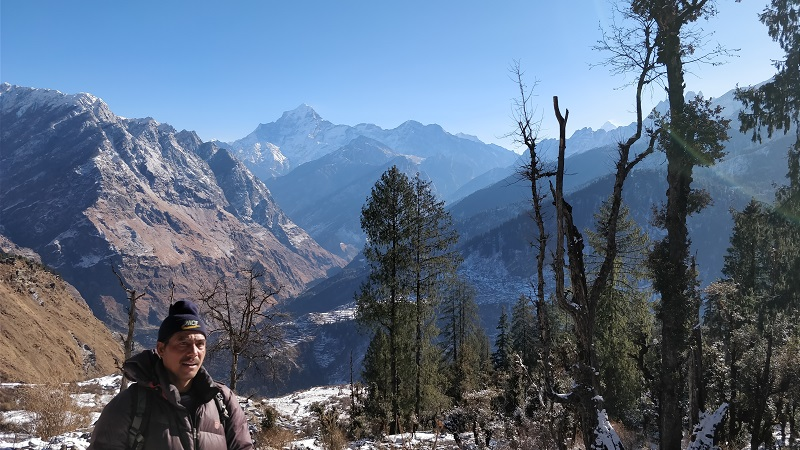 The Himalayan Forest