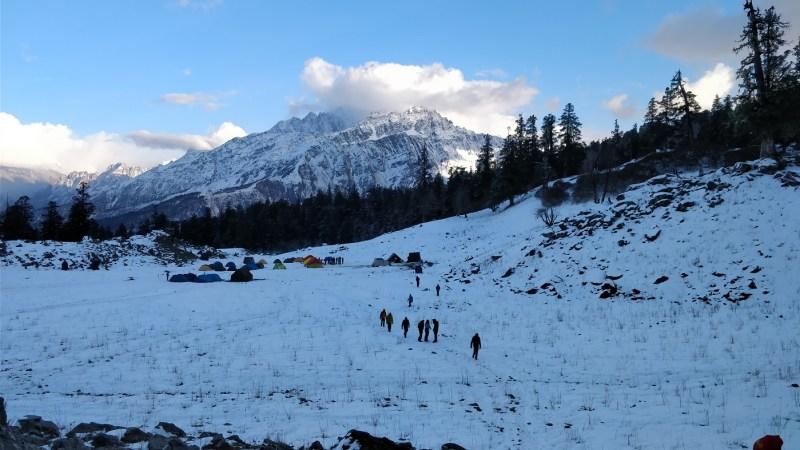 Majestic mountains_kuari pass