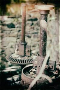 old, rust, rusty