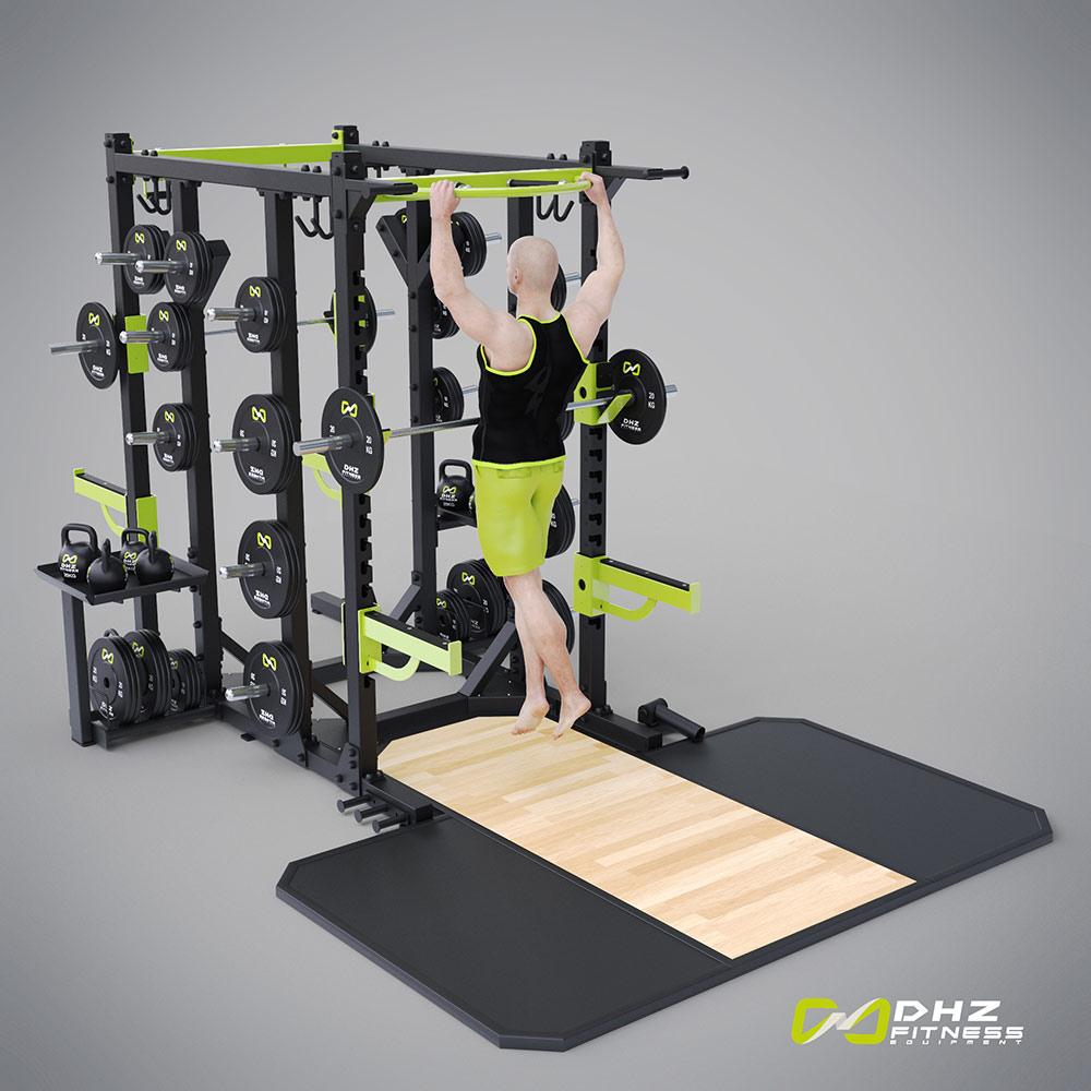 power racks dhz fitness