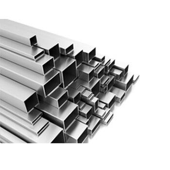Aluminium buizen - Aluminium kokers