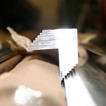 aluminium hoekprofiel