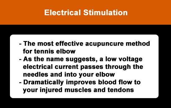 electrical acupuncture stimulation