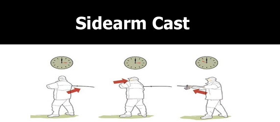 sidearm cast