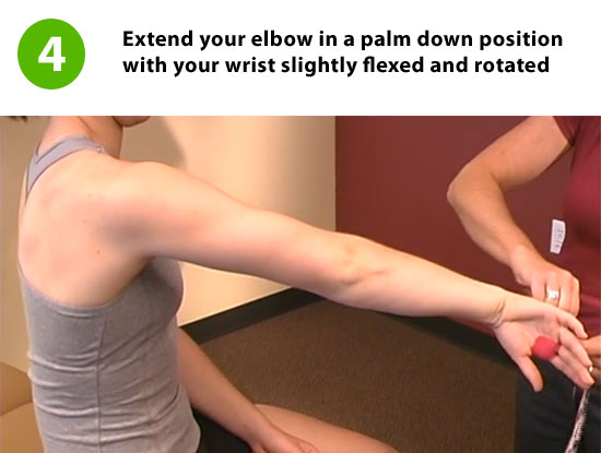 step 4 taping technique