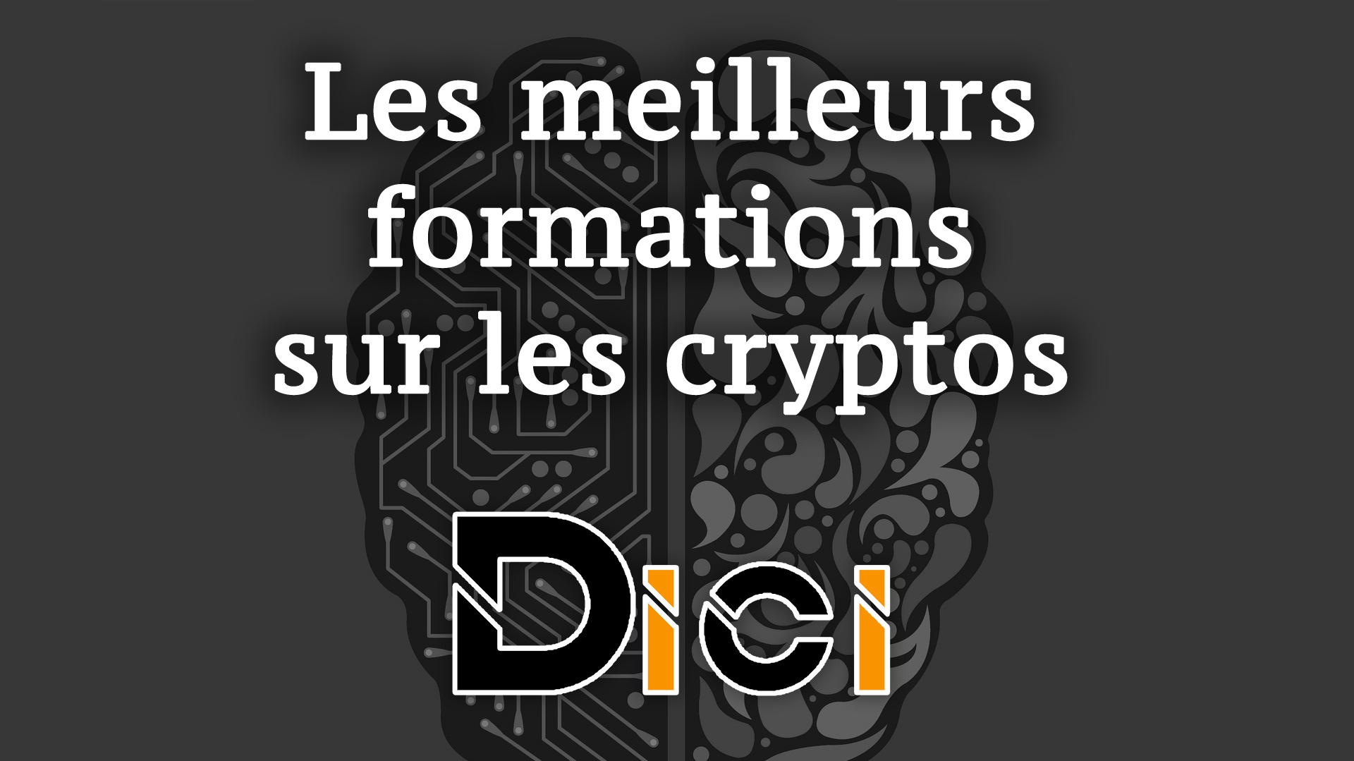 Les meilleurs formations cryptos<span class=