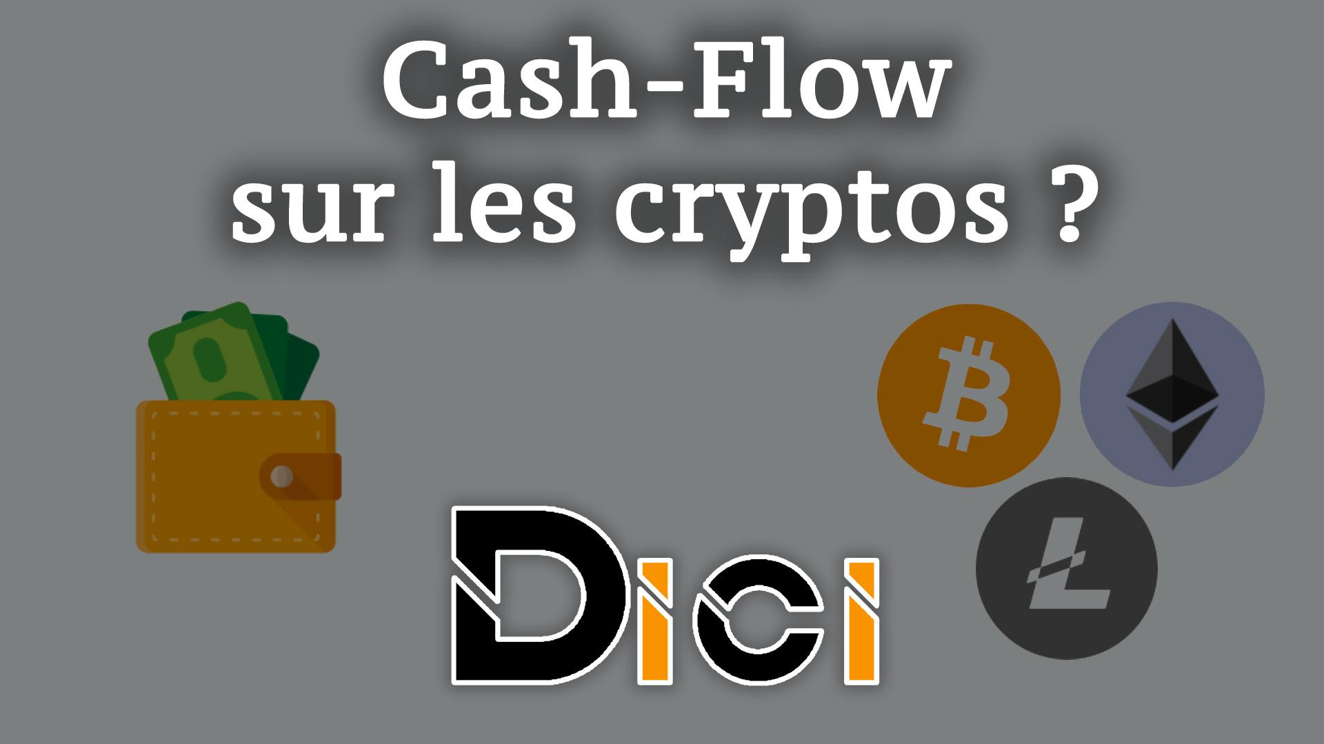 Cash-flow sur les cryptos