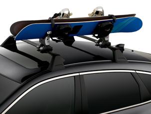 honda crosstour with accessories