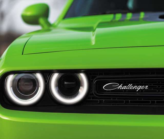 Ice Cold That Seems To Be The Motto For The Dodge Challenger As If The Model Wasnt Cool Enough For Its Crazy Engines That Range From 305