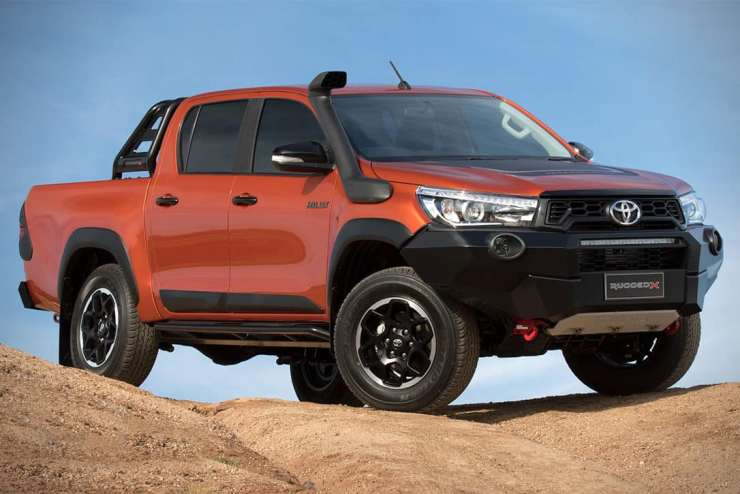 What Ever Happened to the Toyota Hilux? | Toyota of Orlando