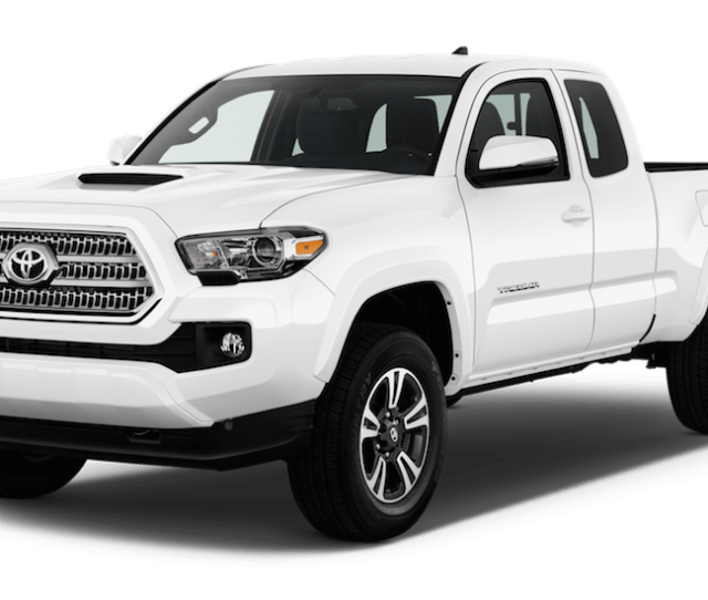 White 2018 Toyota Tacoma At Joseph Toyota In Cincinnati