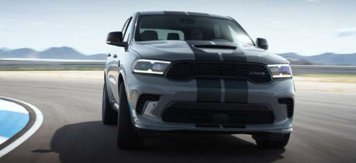 Drive The First Ever Dodge Durango Srt Hellcat While You Can Kendall Dodge Chrysler Jeep Ram Drive The First Ever Dodge Durango Srt Hellcat While You Can