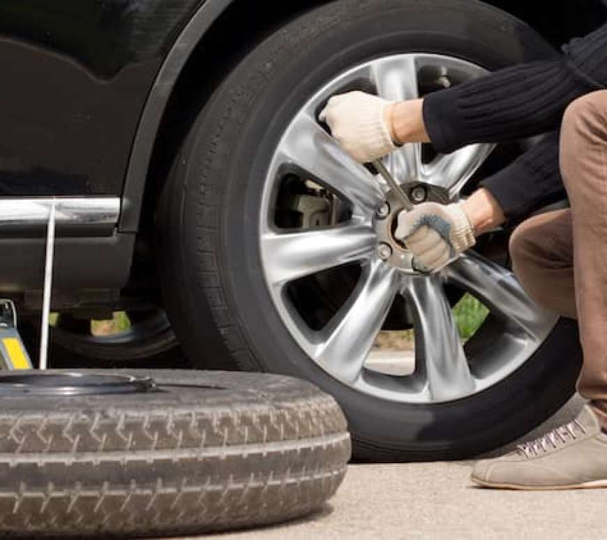 How Do I Change A Flat Tire Car Maintenance Tips