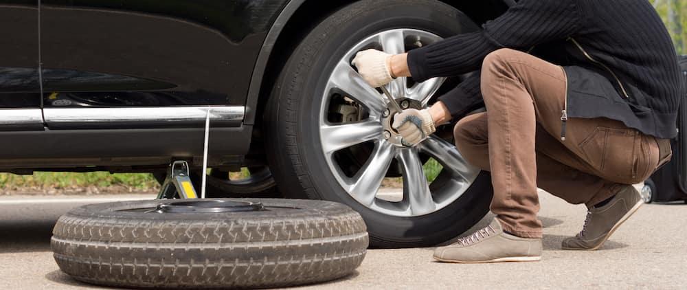 How Do I Change A Flat Tire Car Maintenance Tips