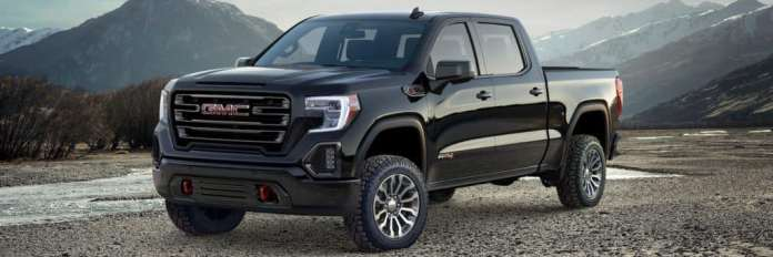 Gmc Truck News Gmc S 2019 Sierra 1500 At4 Turns Heads At Ny Auto Show Carl Black Buick Gmc Roswell