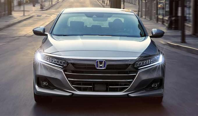New 2021 Accord Serra Honda O Fallon Illinois Dealership