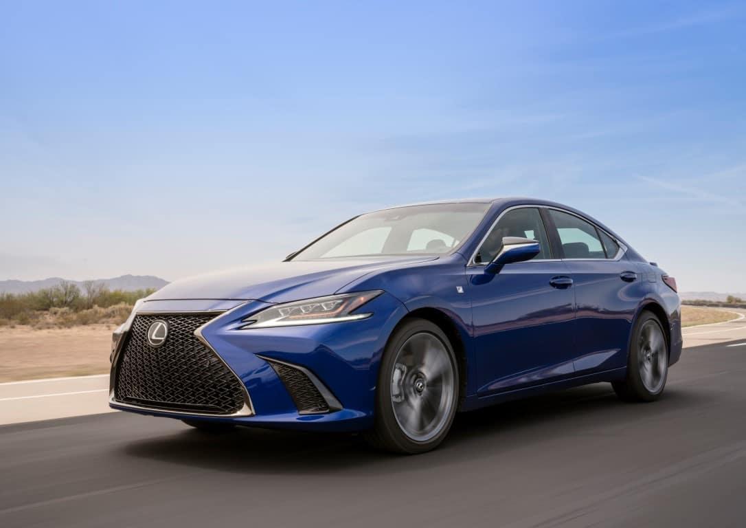 lexus es attainable luxury sedan