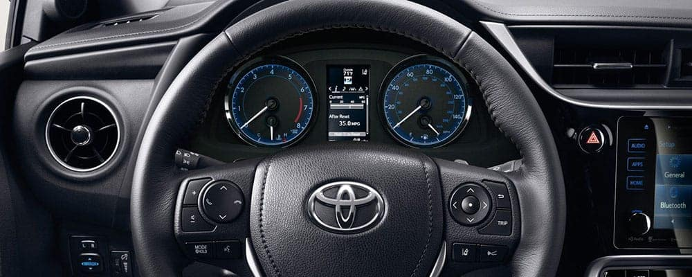 Maintenance Required Light Toyota