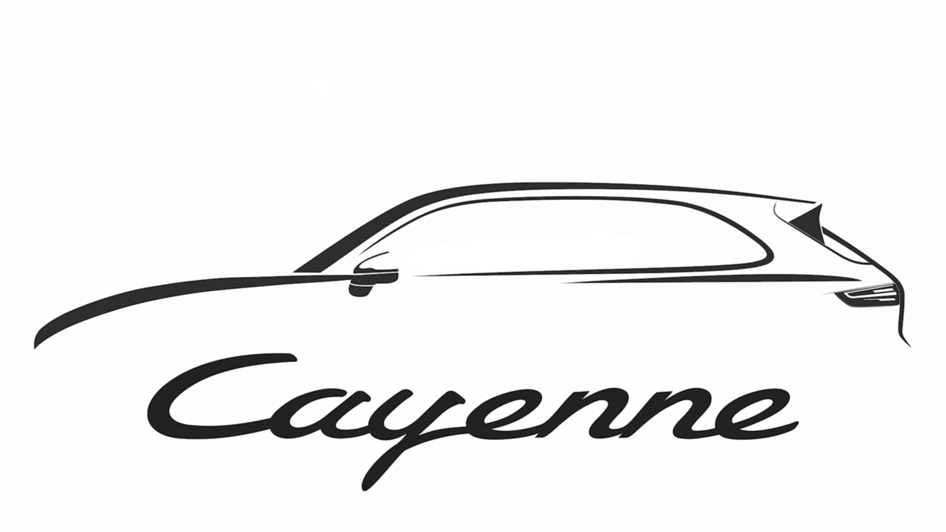 All New Porsche Cayenne Is Here