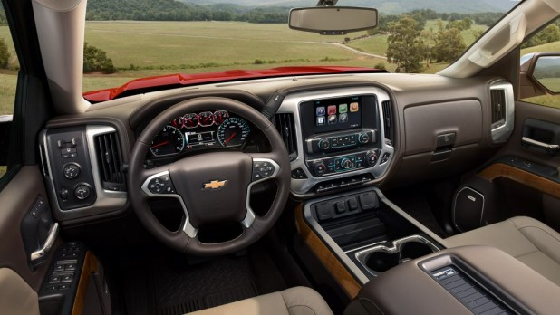 Youngstown Chevrolet >> 2017 Silverado Interior Specs | Brokeasshome.com