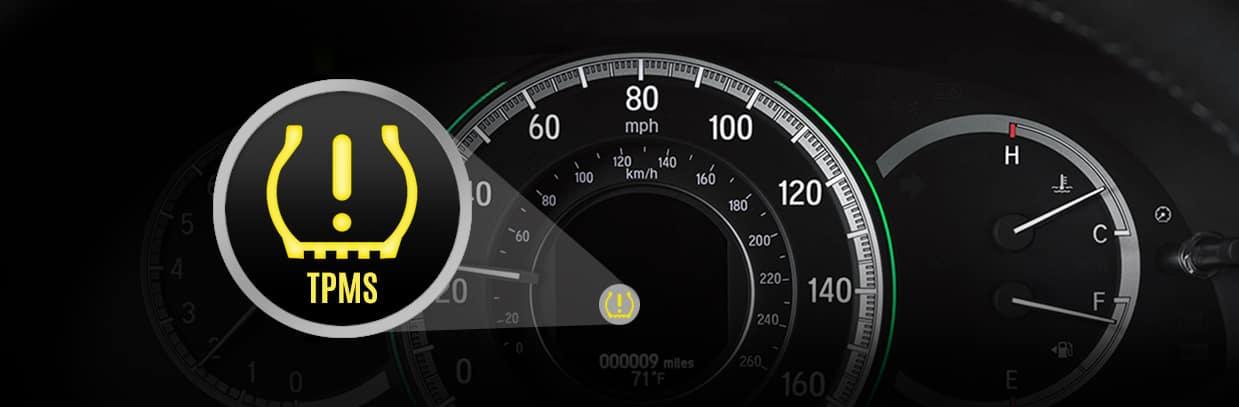 Tpms Light Honda Accord