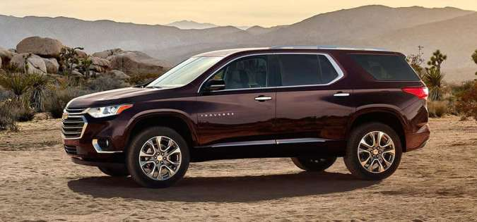 2018 Chevy Traverse vs  2018 GMC Acadia SUV Showdown Visit Don Johnson Motors to Drive Our Chevy and GMC SUVs
