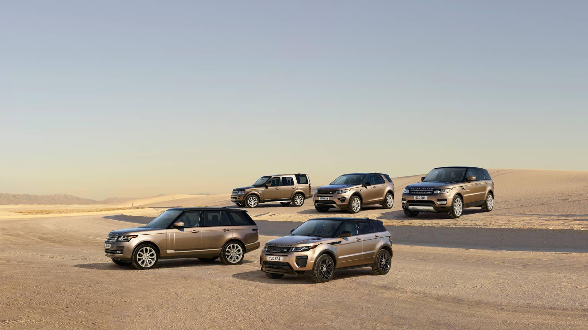 Land Rover Dealer in Charleston SC