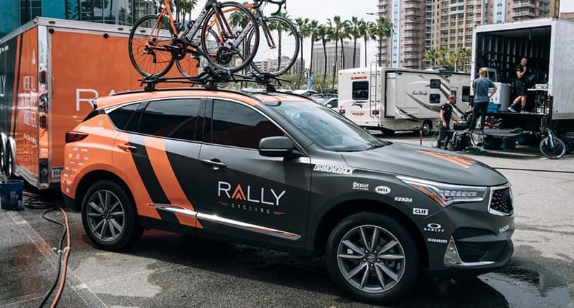 2019 acura rdx bike rack