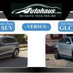 2020 Mercedes Benz Glc Suv Vs Coupe What Are The Differences