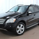 Used 2009 Mercedes Benz Ml350 Luxury Suv For Sale Red Noland Preowned