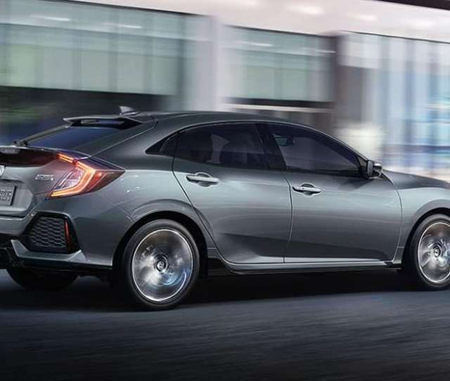 Performance Features Of The New Honda Civic Hatchback At Garber In Rochester Ny