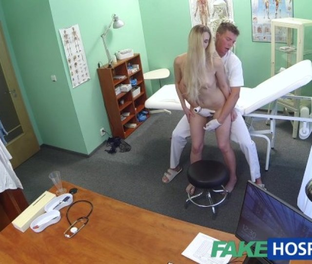 Fake Hospital Doctor Finds Sexual Surprise In Patients Wet Pussy Pornhub Com